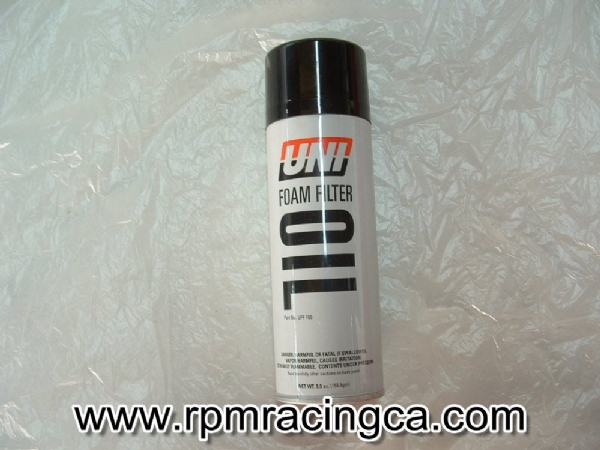 UNI Spray Filter Oil