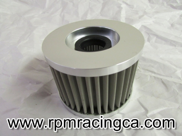 FLO Stainless Steel Canister Filter