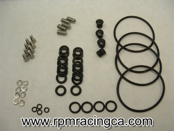 FJ11-12/XJ12/XJR13 S/S Screw & O-Ring Carburetor Kit