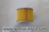 OEM Yamaha Cartridge Oil Filter