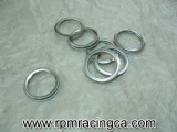 Engine Drain Plug Steel Gasket