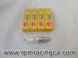 NGK- Spark Plug (1 Stage Colder than Stock)
