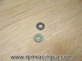 84-90 Throttle Cable Connector Box Lid Washer