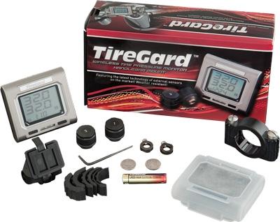 TireGard Tire Pressure Monitoring System